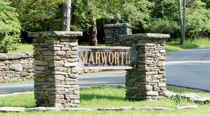 Marworth in Waverly, 18471