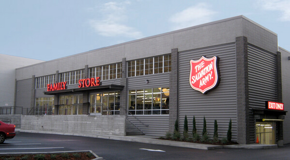 Salvation Army Adult Rehabilitation Center in Seattle, 98134
