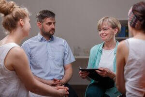 Group Therapy And Support Groups Are A Critical Part Of The Treatment Process