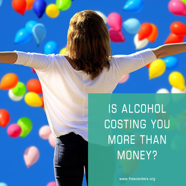 Is alcohol costing you more than money?
